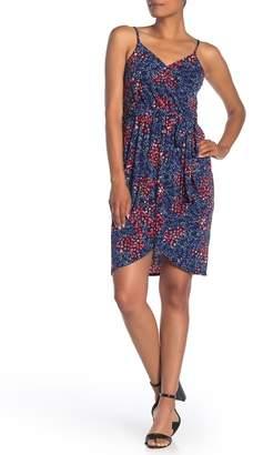Cynthia Steffe CeCe by Corinne Sleeveless Floral Dress