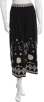 Alice by Temperley Embellished Lettie Culottes w/ Tags $345 thestylecure.com