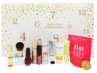 Target Beauty Box 12 Days of Beauty Faves Advent Calendar $24.99 thestylecure.com