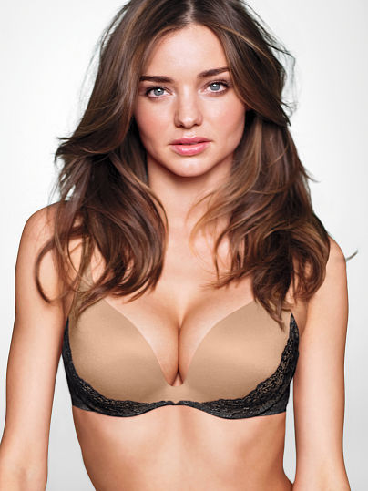 Victoria's Secret Incredible by Push-Up Bra