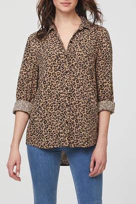 BeachLunchLounge Animal Print Shirt