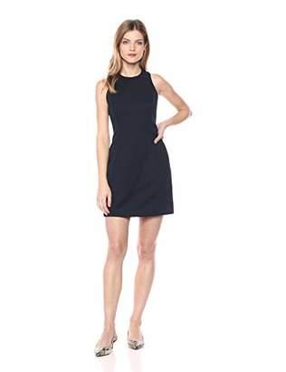 Elliatt Women's Apparel Women's Luna Fit & Flare Sleeveless Princess Seam Short Dress,xs
