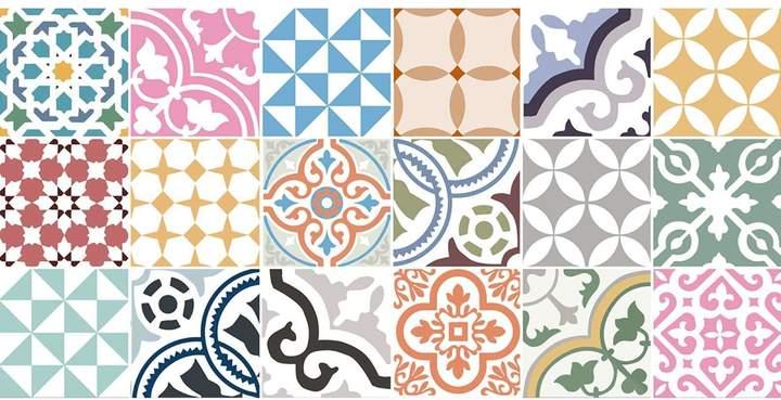 Floorart Saint-Tropez – Küchenteppich – mehrfarbig