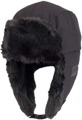 Unbranded Men's Faux-Fur Trapper Hat with Bluetooth Technology