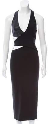 Dion Lee Sleeveless Midi Dress