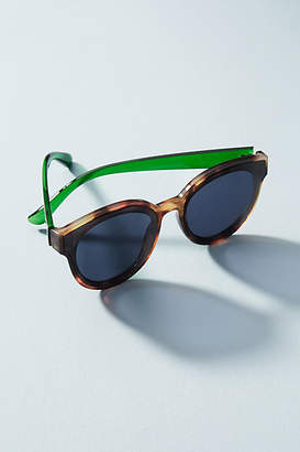 Anthropologie Louise Oversized Sunglasses