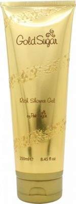 Aquolina Pink Sugar Gold Sugar Shower Gel 250mL