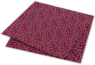 Tommy Hilfiger Men's Micro Floral Pocket Square