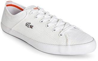 Lacoste Women's Nauti Vulc Wome Slip On Boat Shoe $74.95 thestylecure.com