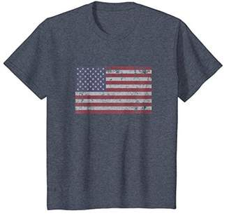 Old Glory American Flag United States of America USA T Shirt
