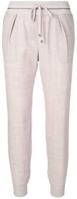 Lorena Antoniazzi tapered trousers