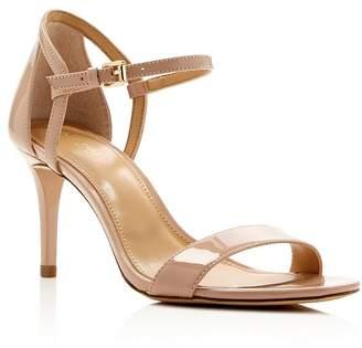 MICHAEL Michael Kors Simone Ankle Strap High-Heel Sandals