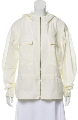 Nomia Cropped Parka Jacket w/ Tags