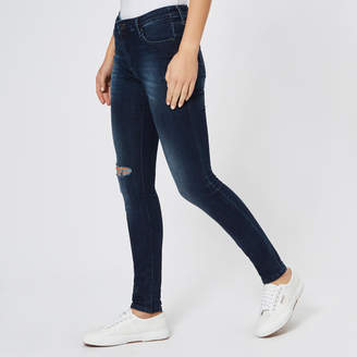 Armani Exchange Women's 5 Pocket Super Skinny Jeans