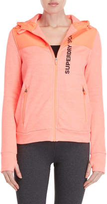 Superdry Sport Hybrid Zip Jacket
