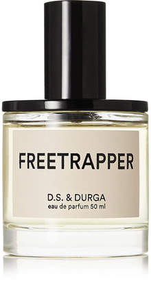 D.S. & Durga Freetrapper Eau De Parfum - Distilled Incense, Bergamot & Bitter Orange, 50ml