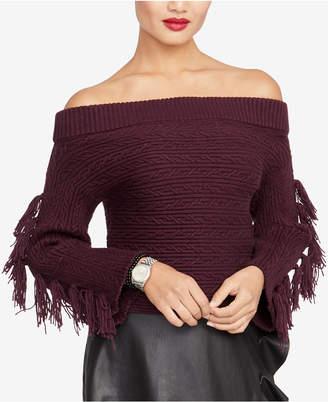 Rachel Roy Off-The-Shoulder Sweater