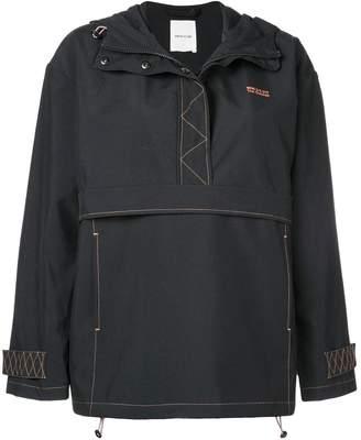 Wood Wood Pom pullover jacket