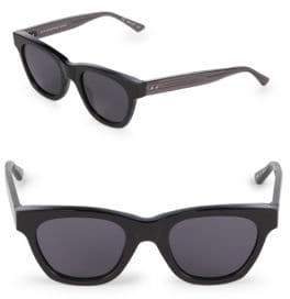 Christopher Kane 49MM Square Sunglasses
