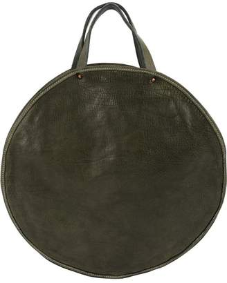 Guidi round tote bag
