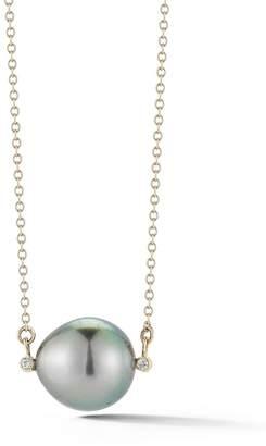 Mizuki Pearl Pendant Necklace