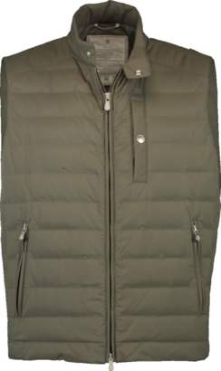 Brunello Cucinelli Nylon Goose Feather Padded Vest
