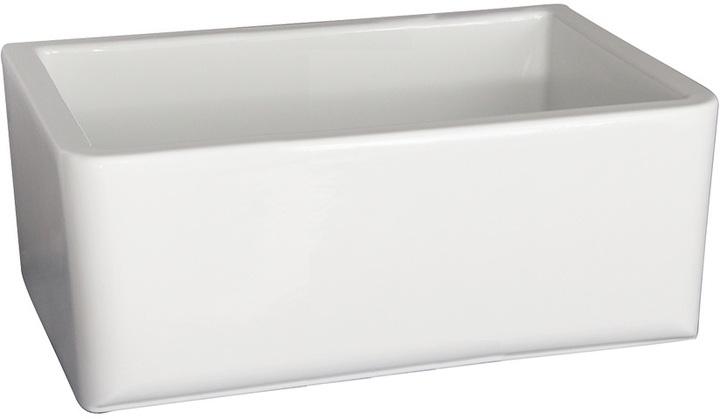 """Fireclay Kitchen Sink - 23"""" x 18-7/8"""""""