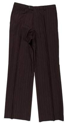 Dries Van Noten Wool Dress Pants