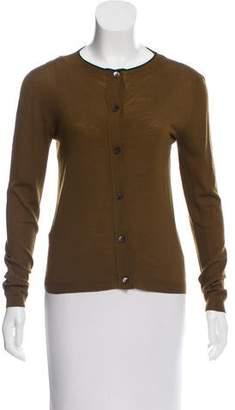 Marni Wool Button-Up Cardigan