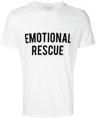 Officine Generale Emotional Rescue T-shirt