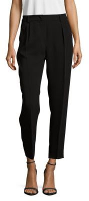 Max Mara Ziti Solid Cropped Pants