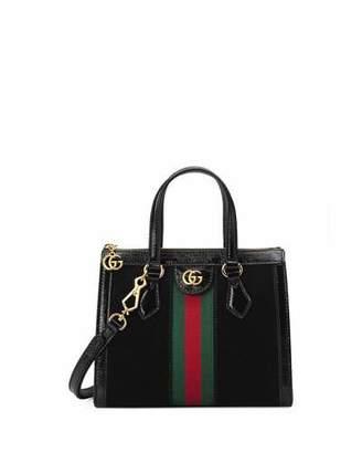 1237e7541 Gucci Ophidia Small Suede Tote Bag