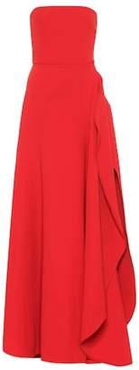 Elie Saab Strapless gown