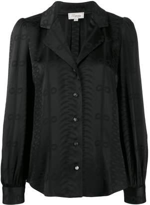 Temperley London long sleeve blouse