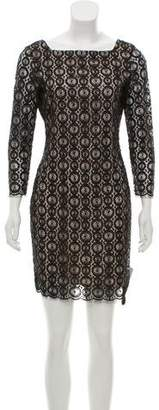 Diane von Furstenberg Zarah Embellished Dress w/ Tags
