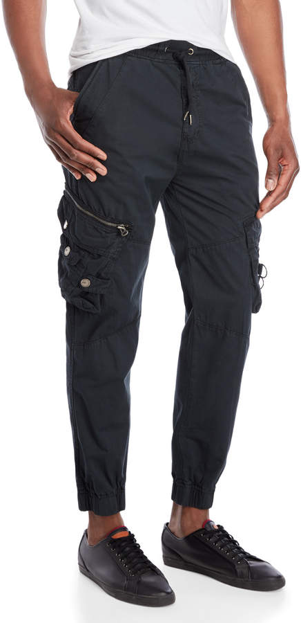 X Ray Solid Cargo Joggers