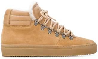 Zespà winter lace-up boots