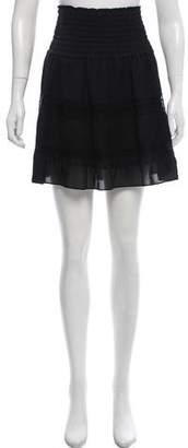 A.L.C. Silk Knee-Length Skirt