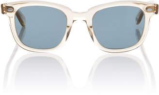 0ab82299e9 Garrett Leight Exclusive Calabar 49 D-Frame Acetate Sunglasses