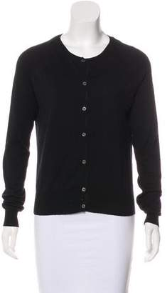 Nina Ricci Long Sleeve Knit Cardigan