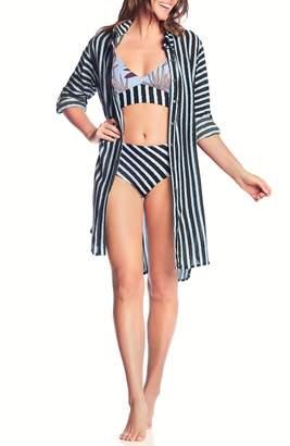 Maaji Full of Dreams Shirtdress Cover-Up