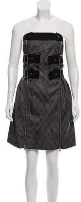 Marc by Marc Jacobs Strapless Mini Dress w/ Tags