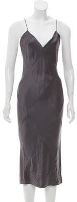 Vionnet Sleeveless Midi Dress w/ Tags
