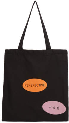 Perks And Mini Black Perspective Mutation Tote