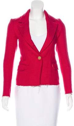 Etoile Isabel Marant Knit Button-Up Blazer w/ Tags