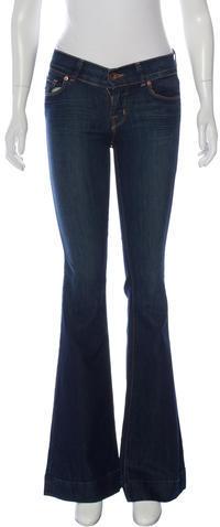 J BrandJ Brand Low-Rise Bell Bottom Jeans w/ Tags