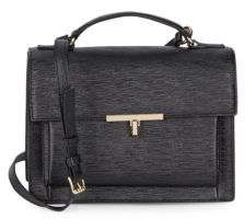 Cole Haan  Mazie Leather Crossbody Bag