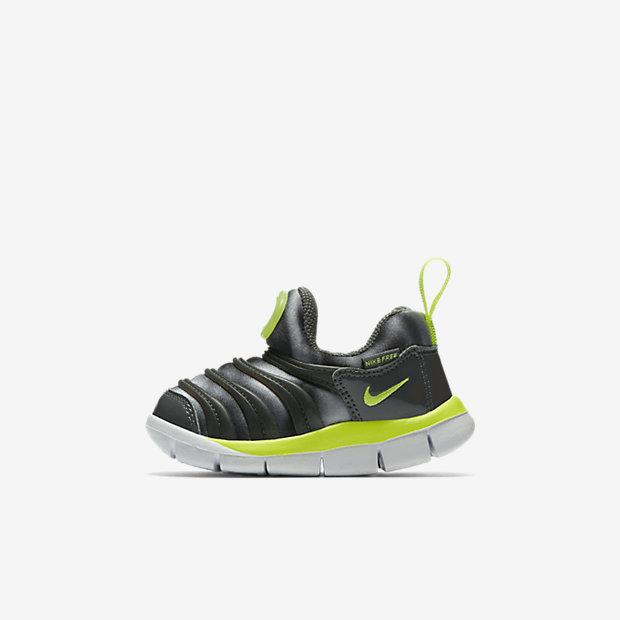Nike Dynamo Free Print Infant/Toddler Shoe