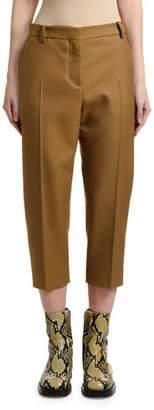 Marni Cropped Wool Pants