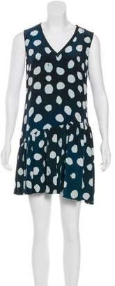 Timo Weiland Silk Mini Dress w/ Tags
